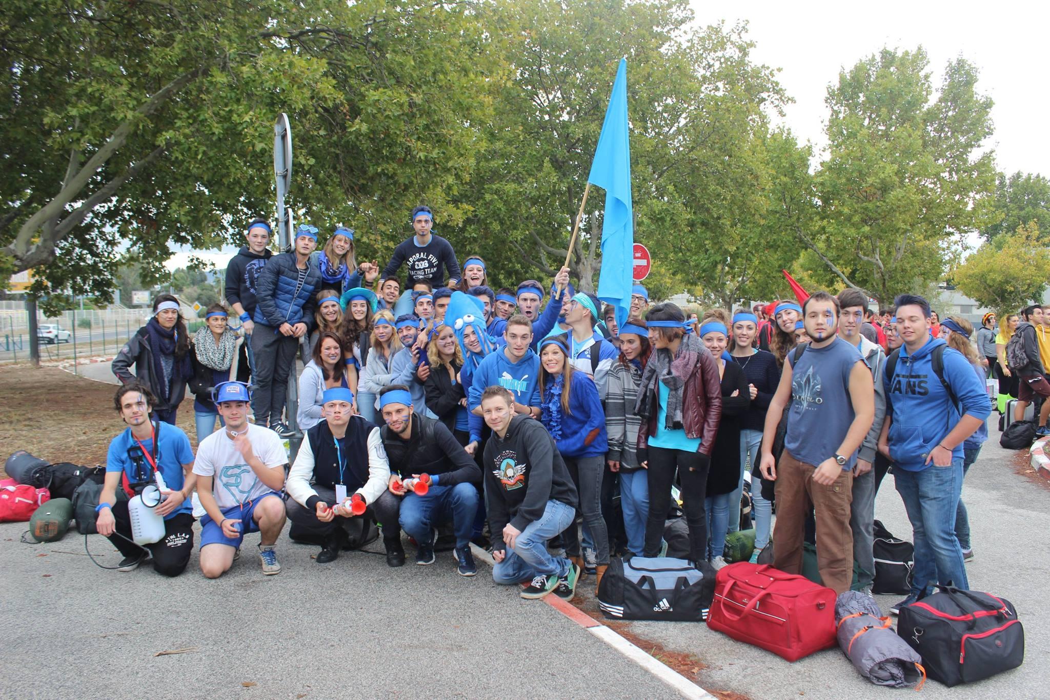 equipe bleu wei 2014 parking